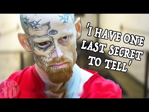 10 Scary Last Words From Prison Inmates