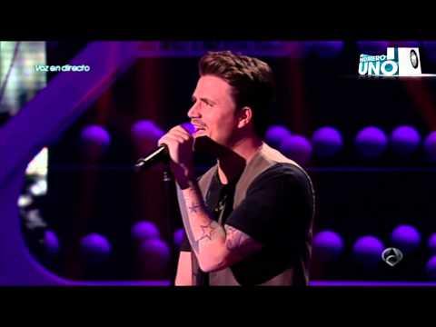 """El Número UNO, 2ª Edición: Dani Martín canta """"Cero"""""""