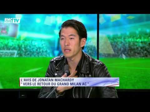 Machardy : ''Le grand Milan AC est de retour !''