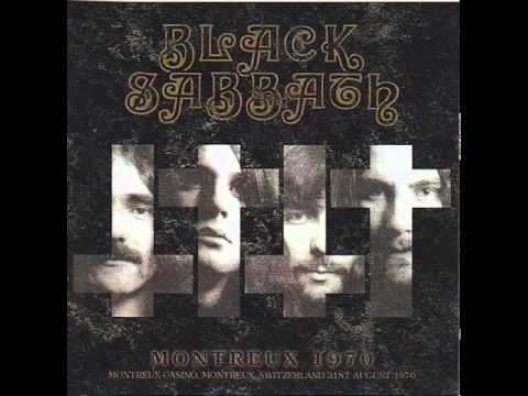 Black Sabbath (1970-08-31) Live in Montreux, Switzerland [Soundboard Full Set]
