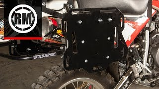 Tusk Pannier Soft Luggage Mounting System