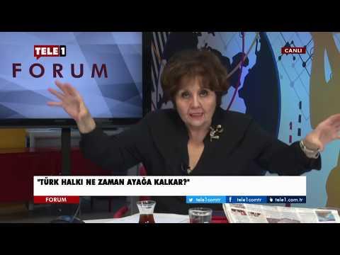 Forum - Ayşenur Arslan (1 Kasım 2017) | Tele1 TV