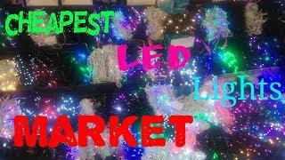 Diwali lights cheapest price in Delhi || SUNZONE