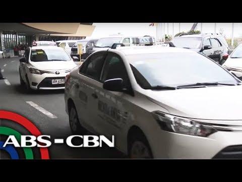 'Dahil sa pang-aapi': Regular taxis bawal muna sa NAIA Terminal 1 | TV Patrol