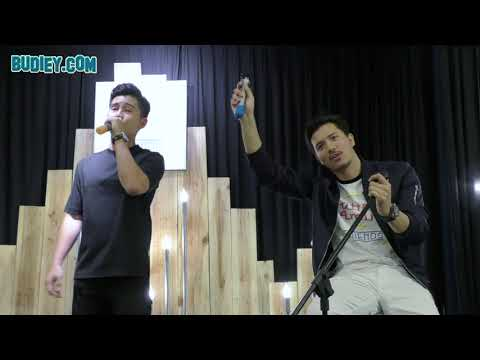 Fattah Amin & Alvin Chong Nyanyi Lagu PERFECT di Showcase Fattah & Friends
