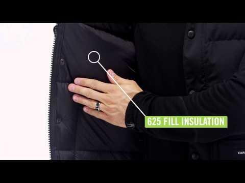 Canada Goose trillium parka outlet discounts - Canada Goose freestyle parka vest for sale,150$ - YouTube