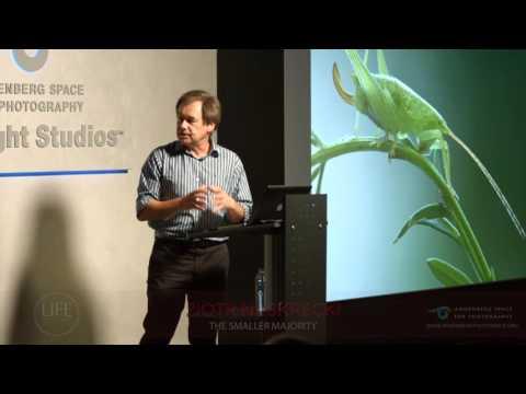 Piotr Naskrecki on Describing Species