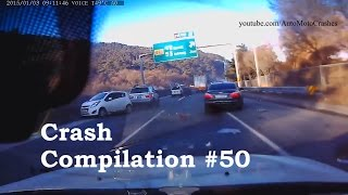 Road Accidents Fails Stupid and Funny drivers Street racers January 2015