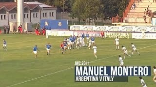 U20s countdown: Argentina juggernaught Montero smashes through defence
