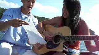 Download Lagu Lucky - Colbie Caillat and Jason Mraz (acoustic cover) mp3