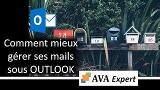 Comment dompter sa boîte mails : quelques astuces indispensables sous OUTLOOK