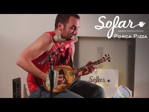 Porca Pizza - DNA | Sofar Moscow