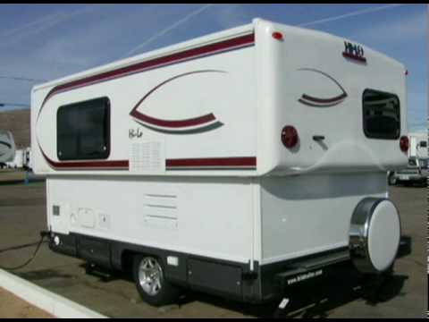 2010 Hi Lo 1810h Travel Trailer Youtube