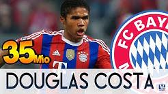DOUGLAS COSTA zum FC BAYERN MÜNCHEN - 35 Mio Ablöse | Fussball & Transfer Talk