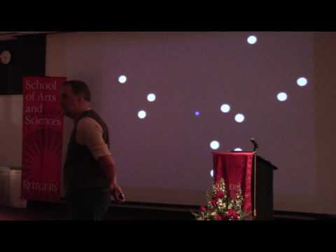 ZenFest (vid 1/10) -  Introduction by Dr. Brian Scholl, Emcee