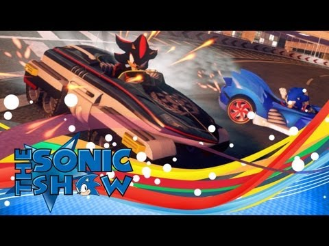Sonic & All Stars Racing: Transformed NEW E3 TRAILER