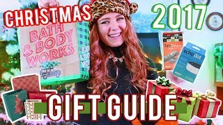 Christmas Gift Guide 2017 + BLACK FRIDAY HAUL | #MandyChristmas