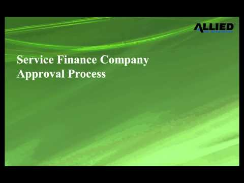 Allied Air 2015 Finance program