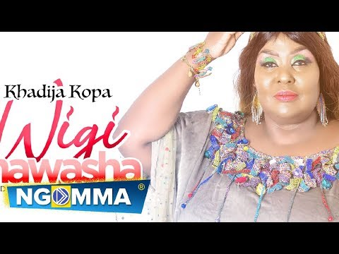 Khadija Kopa - Wigi Linawasha (Official Audio)