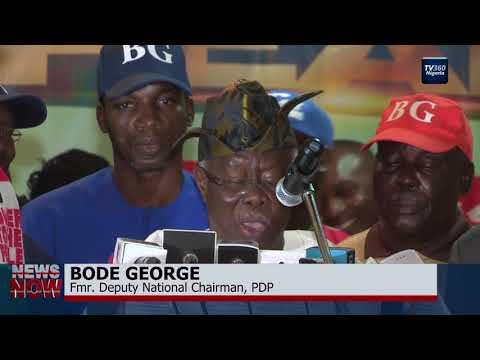 TV360 News Now- October 6, 2017 (Nigerian News)