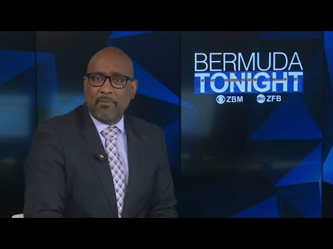 ZBM 'Bermuda Tonight' Newscast, May 10 2019