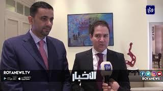 وفد البرلمان الأردني يواصل جولاته الرسمية في العاصمة السورية دمشق - (21-11-2018)