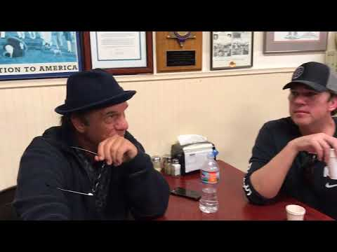 Episode 179  Robert Davi at an Italian Deli
