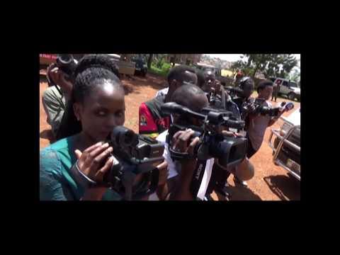 Agaliiko Post Uganda News:-Kadde kakukola!When its time for journalist to work