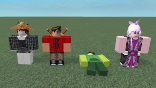 Roblox Youtubers V3 - (ROBLOX Short)