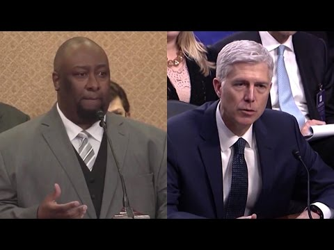 """Attorney for """"Frozen Trucker"""": Neil Gorsuch May Have Been Most Hostile Judge I"""