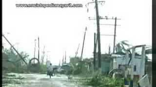 El Huracán Kenna por Nayarit