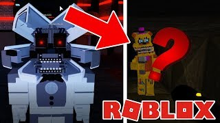 New Map and New Animations in Roblox Five Nights at Freddys RP!
