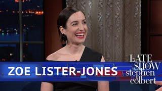Zoe Lister-Jones' Original Birth Name Rhymes With 'Work Van'