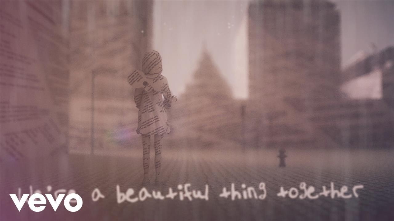 Grace VanderWaal - Beautiful Thing (Lyric)