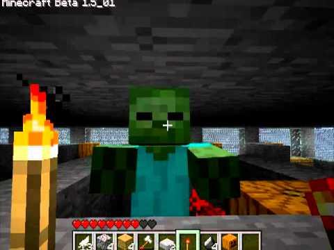 Minecraft Выживаем в Городе