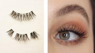 How To Apply Ardell Magnetic Eyelashes | 3 Hacks