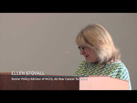 Ellen Stovall of the National Coalition for Cancer Survivorship Discusses the PACT Act