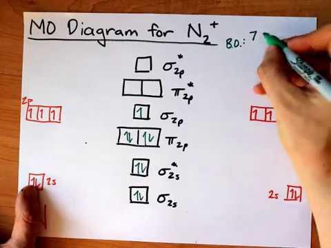 Molecular Orbital (MO) Diagram of N2()  YouTube