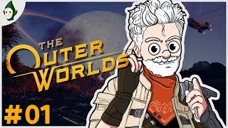 EP. 01 폴아웃: 뉴 베가스 제작사의 진퉁 RPG | 아우터 월드 // The Outer Worlds