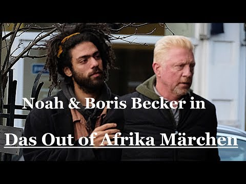 Boris & Noah Becker rechnen mit Rassisten ab