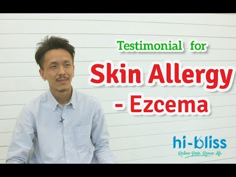Hi-Bliss Skin & Wound Treatment (Eczema) – Testimonials