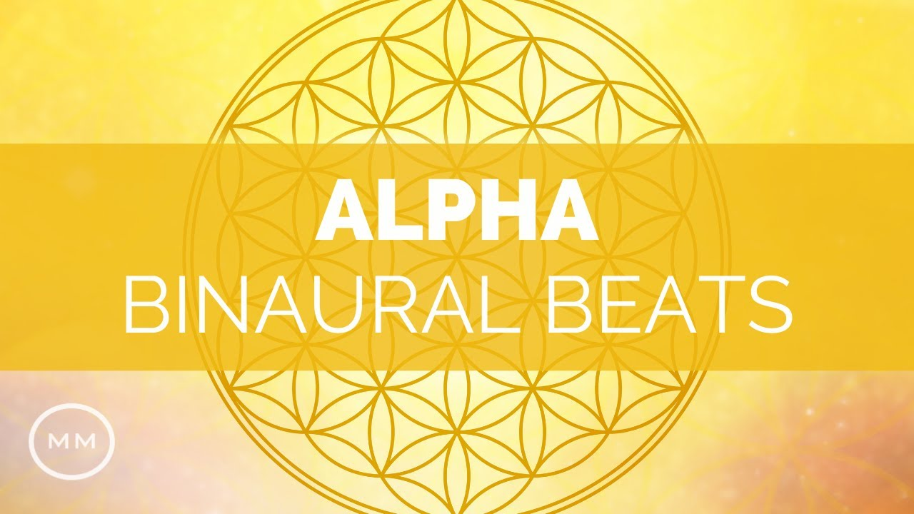 Alpha Binaural Beats - Pure Frequencies - 11 Hz - Ideal for Focus,  Relaxation, Creativity