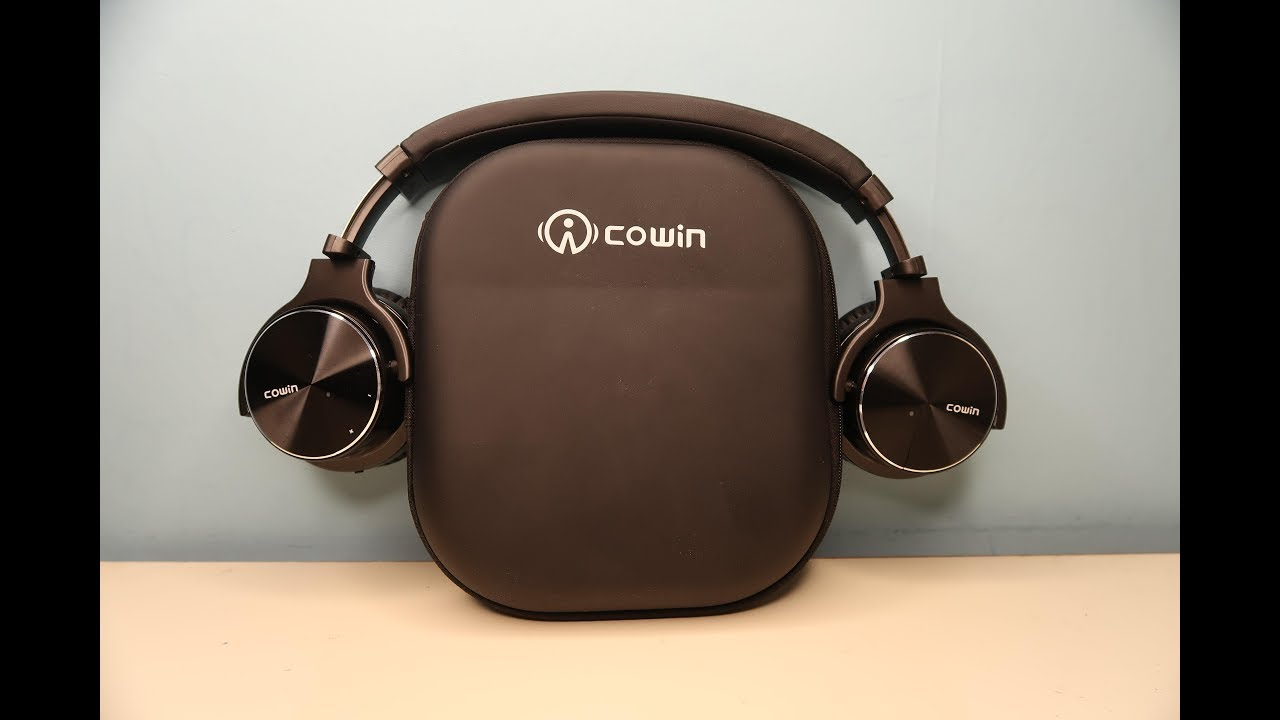 5cf48d21d32 Is COWIN E7 Pro Active Noise Cancelling Headphone Worth it? - YouTube