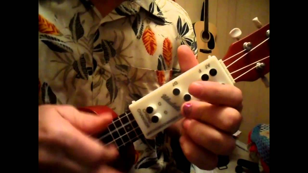 Ukulele Chord Changer How To Play Take This Job Shove It Youtube
