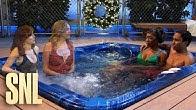 Hot Tub Christmas - SNL