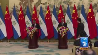 El Salvador rompe relaciones con Taiwán y abre canales diplomáticos con China