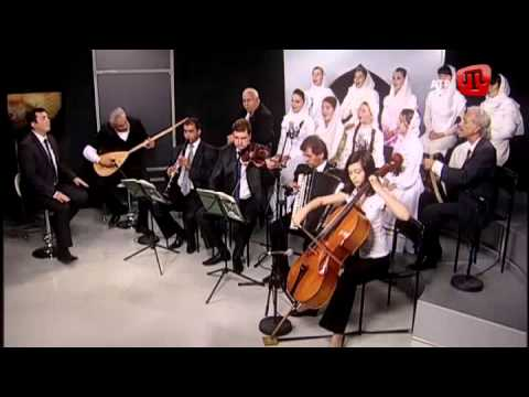İlyahiler - ATR Qırımtatarca TV Yırla, Sazım Türkü Körüniş - Crimean Tatar Music TV Show
