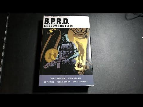 BPRD: Hell on Earth HC Vol. 1