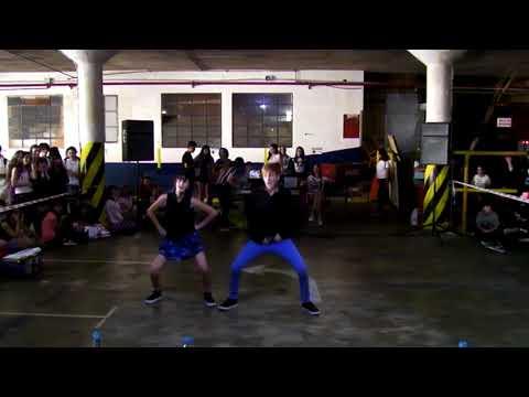 CAF - 8 Años - Dance Battle - Cat. Dúos - 6º Dúo - Mix (Pungdeng-E / Trouble Maker / Twice )