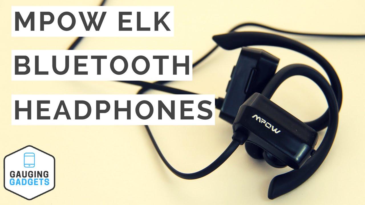 mpow bluetooth headset verbinden